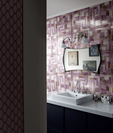 Wallpaper C6 by Ceramica Bardelli