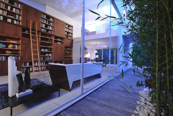 Maschera bookcase by Morelato