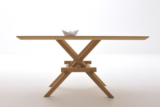 Leonardo table by Morelato