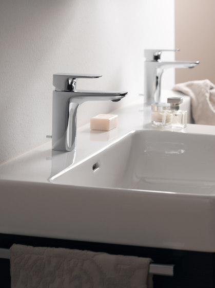 LAUFEN Pro S | Small washbasin - asymmetric by Laufen