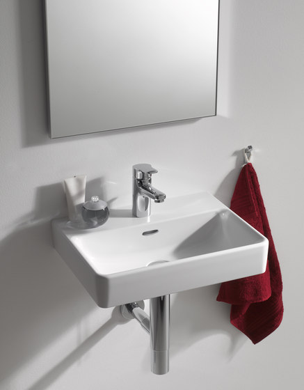 LAUFEN Pro S | Double countertop washbasin by Laufen