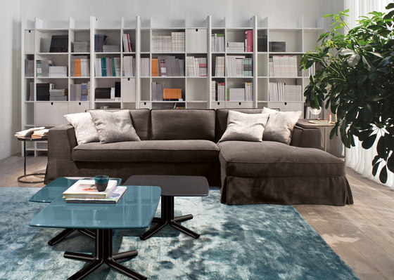 Guinn Due Sofa by Meridiani