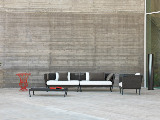Lawrence Sofa by Unopiù