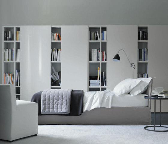 Fox Fast Bed by Meridiani