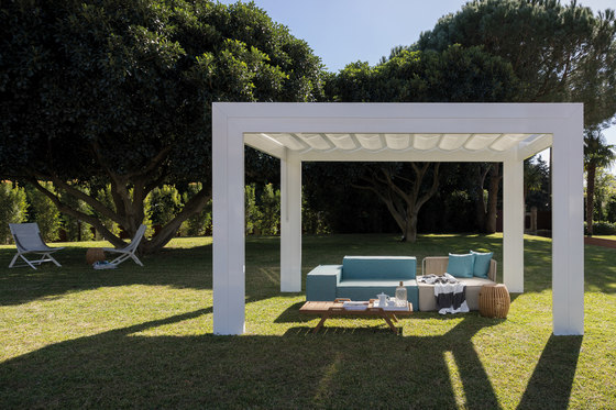 Shelter Pergola by Unopiù