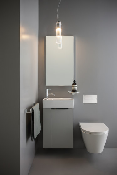 Kartell by LAUFEN | Floorstanding WC combination by Laufen