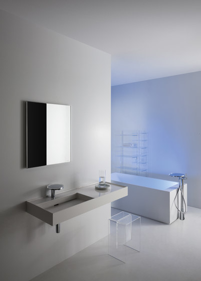 Kartell by LAUFEN | Wall-hung WC, washdown by Laufen