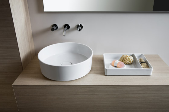 Kartell by LAUFEN | Washbasin bowl by Laufen