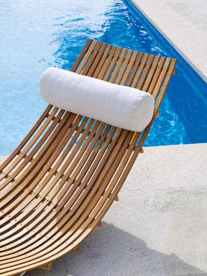 Swing Sun lounger by Unopiù