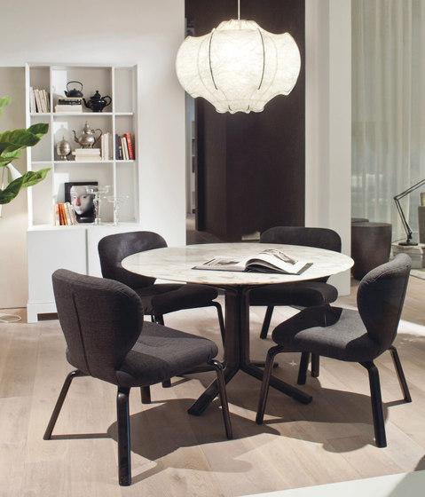 Novak Chair by Meridiani