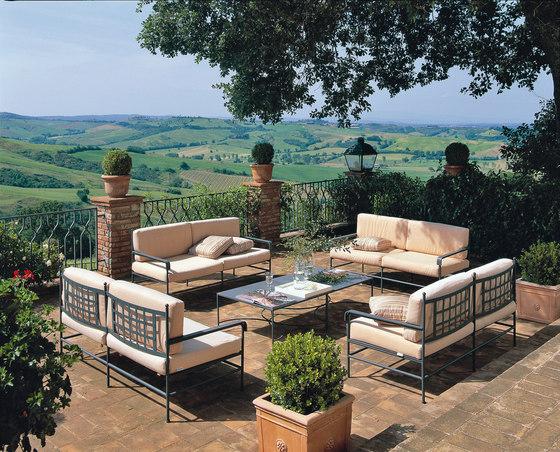 Toscana Armchair by Unopiù