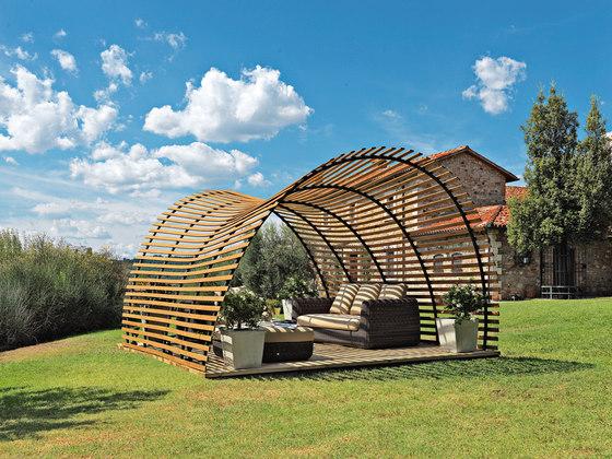 pergolas sunshades wave pergola unopi. Black Bedroom Furniture Sets. Home Design Ideas