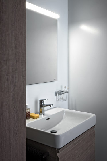 LAUFEN Pro S | Combination of washbasin with vanity unit by Laufen