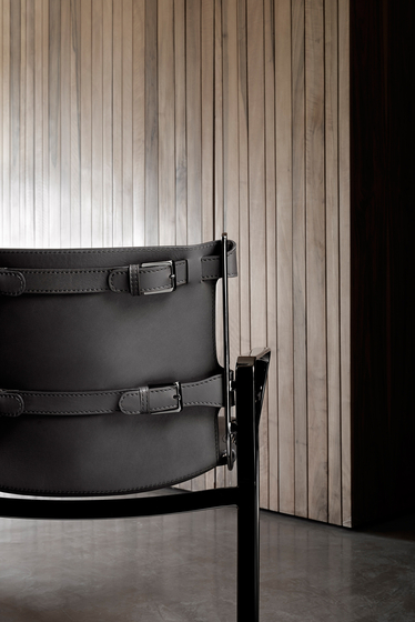 Blixen Chair by Fendi Casa