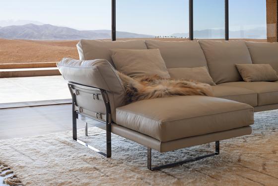 Metropolitan de fendi casa 3 seater sofa armchair for Canape konstanz