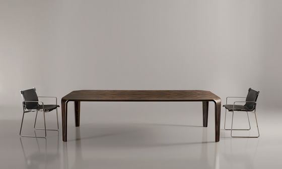 Serengeti Table by Fendi Casa
