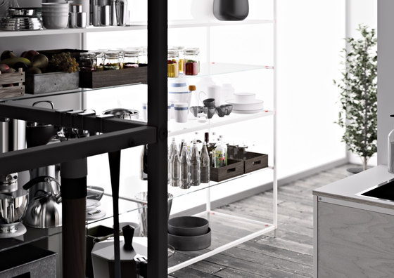 Meccanica 1 by Valcucine