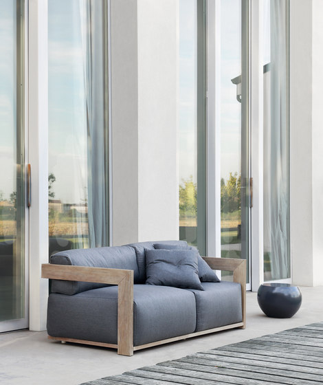 Claud Sofa by Meridiani