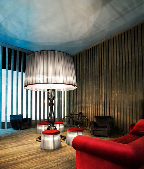 Etvoilà Floor Lamp by ITALAMP