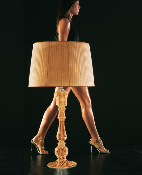 Etvoilà Pouf Floor Lamp by ITALAMP
