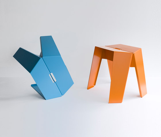 Miori Stool by Lehni
