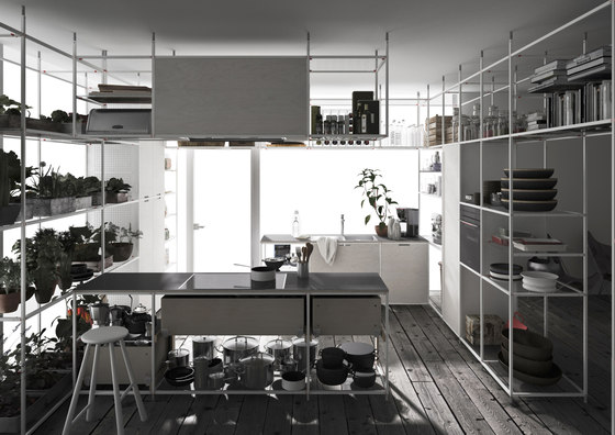 Meccanica 4 by Valcucine