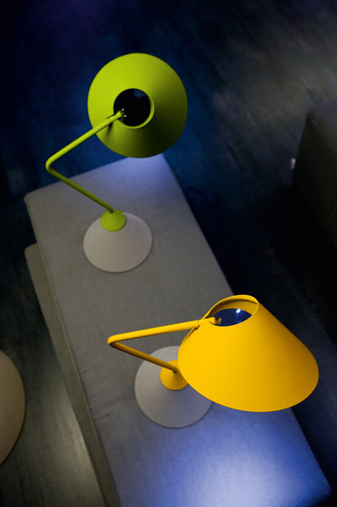 Flamingo Floor Lamp by ITALAMP