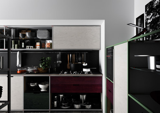 Meccanica 6 by Valcucine