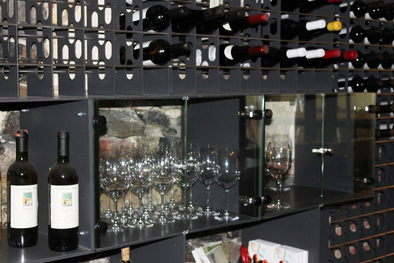Esigo 2 File Wine Rack by ESIGO
