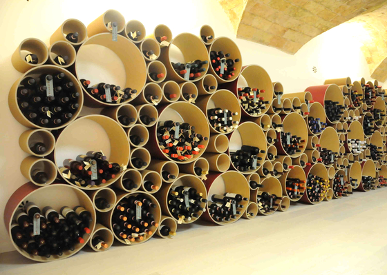 Esigo 8 Wine Rack by ESIGO