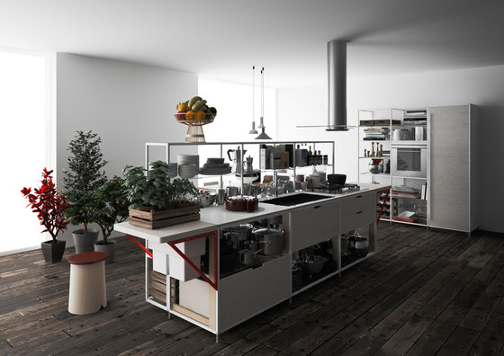 Meccanica 8 by Valcucine