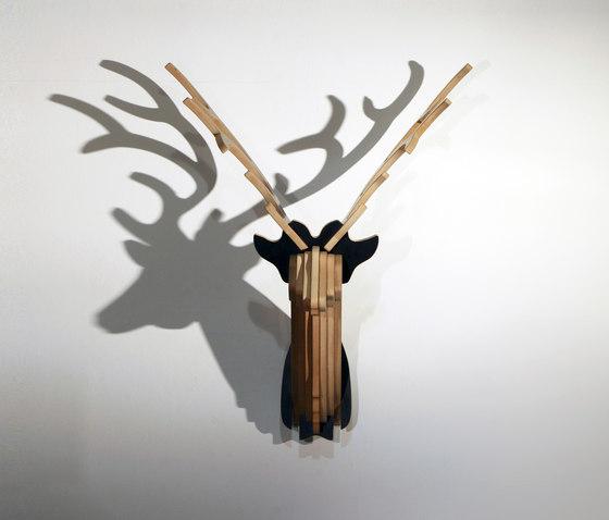 Deer by STECKWERK