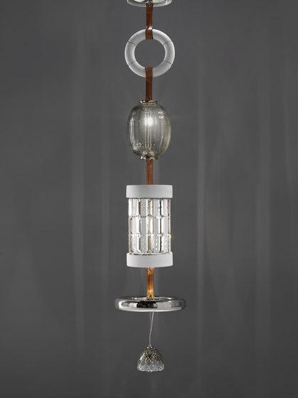 Odette Odile Hanging Lamp Element I by ITALAMP