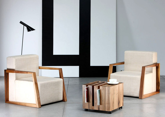 Basic Armchair by Artisan