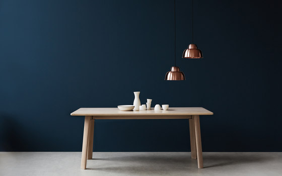 Levels pendant lamp L by Hem