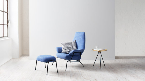 Hai lounge chair by Hem