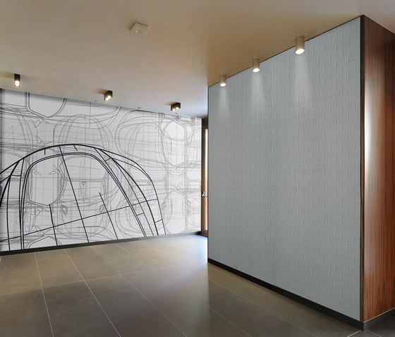 Plisse Wallpaper by Agena