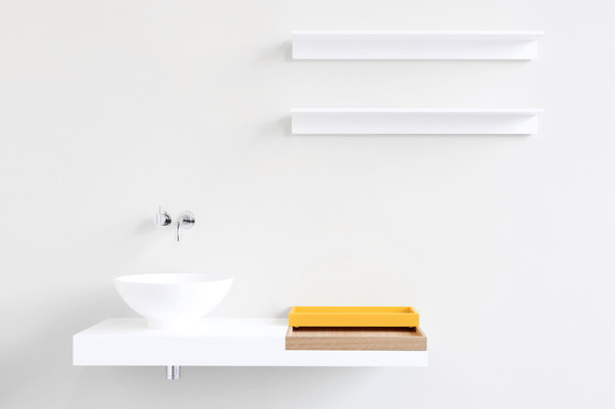 Stripp L- shelf by Not Only White B.V.