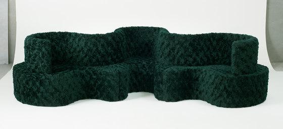 Cloverleaf | Sofa by Verpan