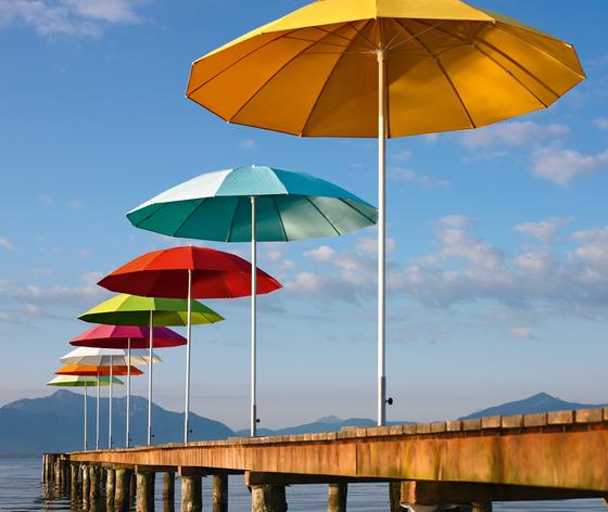 Pagoda Umbrella 240 by Weishäupl