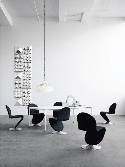 Mirror Sculptures | Wall Decoration de Verpan