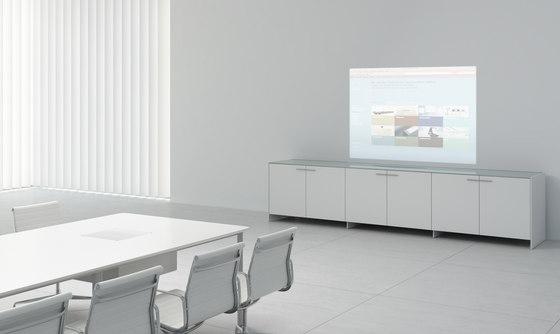 B6 Sideboardsystem by Holzmedia