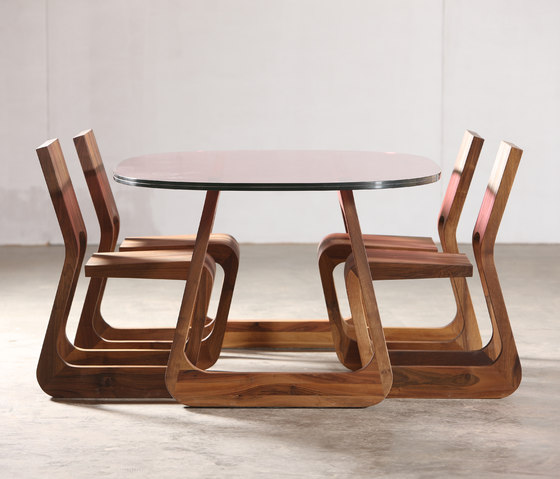Steek Chair di Artisan