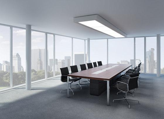 C8 Conference table de Holzmedia