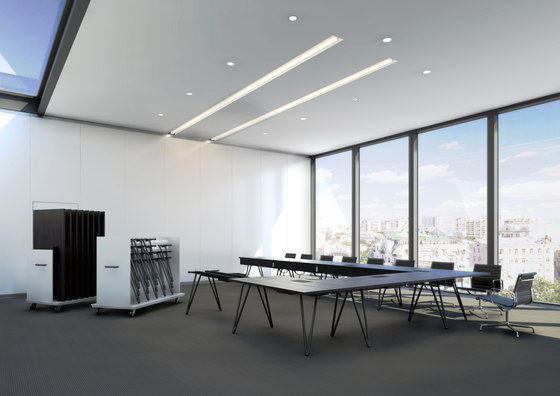 C9 Flexible conference system by Holzmedia