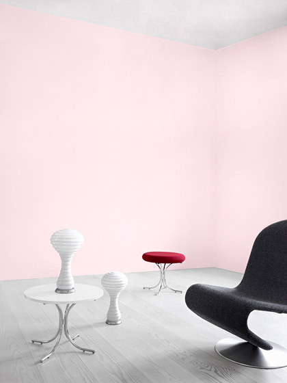 New Wave   Table lamp by Verpan