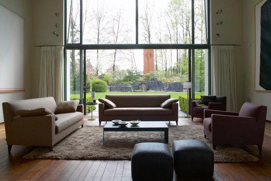 Citta | Sofa 3 Plazas Articulo Completo de Ligne Roset