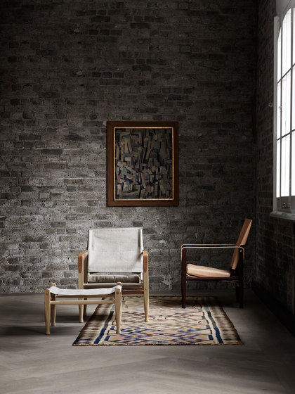 KK4700 | KK47001 Safari chair di Carl Hansen & Søn