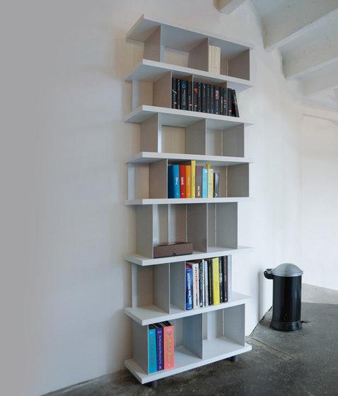 tojo bieg regale von tojo m bel architonic. Black Bedroom Furniture Sets. Home Design Ideas