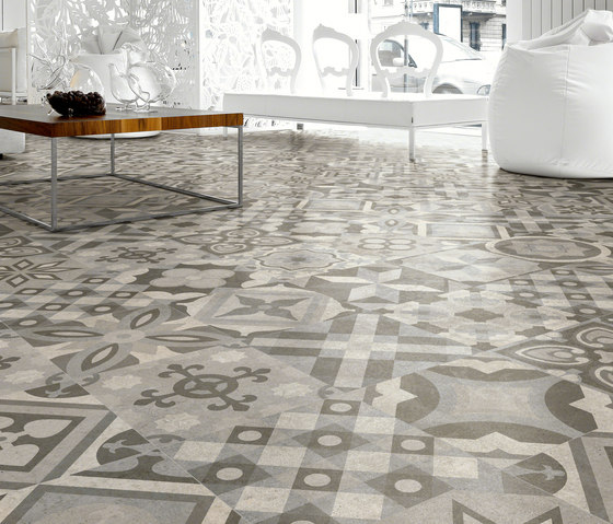 Ribadeo by vives cer mica gredos blanco grafito - Vives ceramica ...